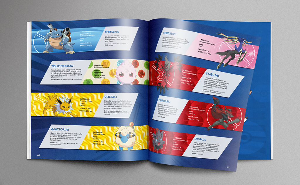 Pokemon - Les Livres du Dragon d'Or