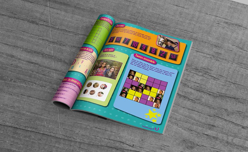Magazine Grand Galop
